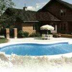 Inground Swimming Pools Ground Pool Provide Home Owner