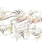 Ink Flourishes Victorian Scroll Flourish