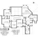 Innes Manor House Plan Floor Two Story Plans