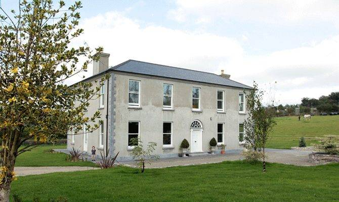 Innishannon Period New Build Niall Linehan Constructionniall
