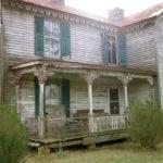 Inside Old Farm Houses Bass Farmhouse