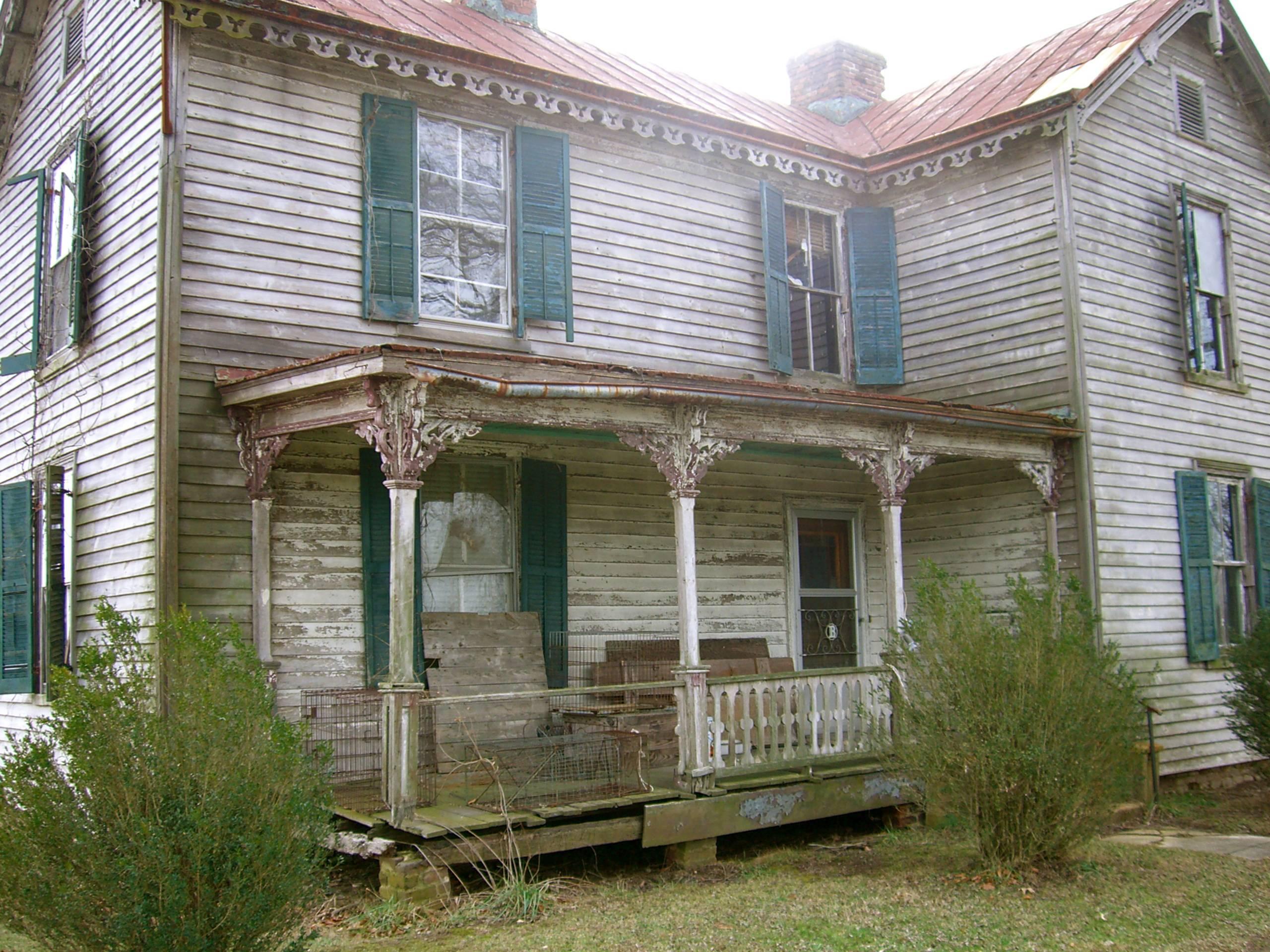 Inside Old Farm Houses B Farmhouse