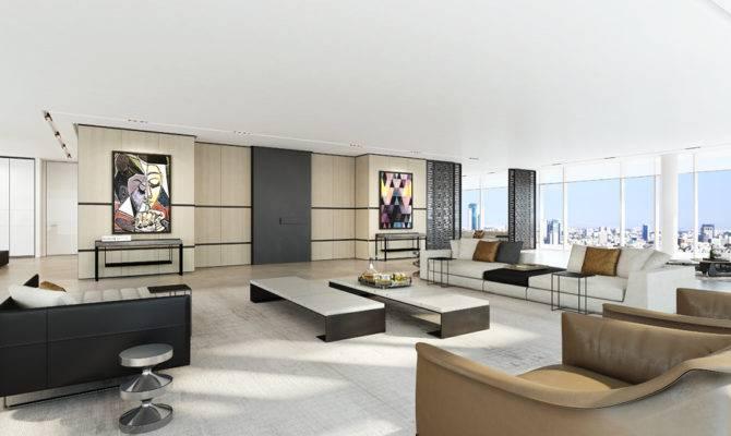 Inside Tel Aviv Newest Luxury Residences Visualization