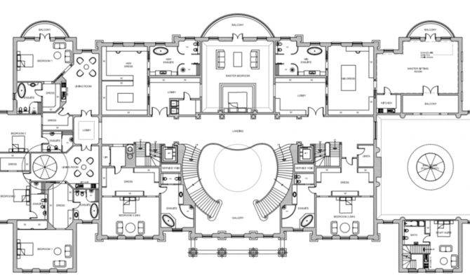 Inspiration Mansion Floor Plans Acvap Homes