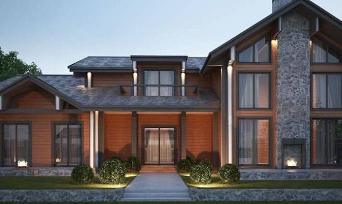 Inspirational Modern Wooden Houses