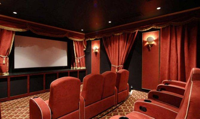 Inspire Home Theater Design Ideas Remodel Create