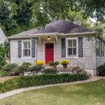 Inspiring Bungalow Curb Appeal Home Building Plans