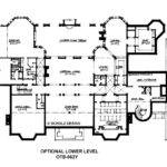 Inspiring Mansion Home Plans House Floor