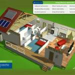 Interactive Energy Efficient Home House