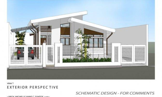 Interior Design Alluring Modern Bungalow House Exterior Home Plans Blueprints 110422