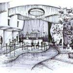 Interior Design Sketches Inspiration Simple Ideas Rilex House