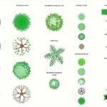 Interior Design Software Elements Trees Plants