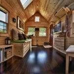 Interior Design Tiny House Living Pano Simple Ideas