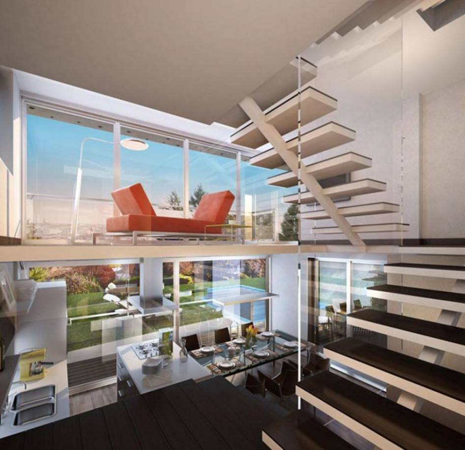 Interior Designs Homes Simple Floor Plans