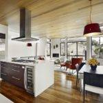 Interior Exterior Plan Kitchen Theme Wooden White