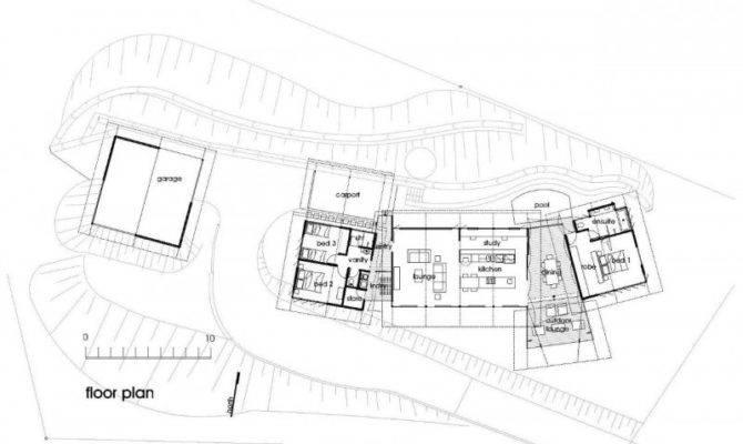 Interior Tree House Floor Layout Plan Design