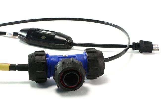 Internal Pipe Heater Ipefi