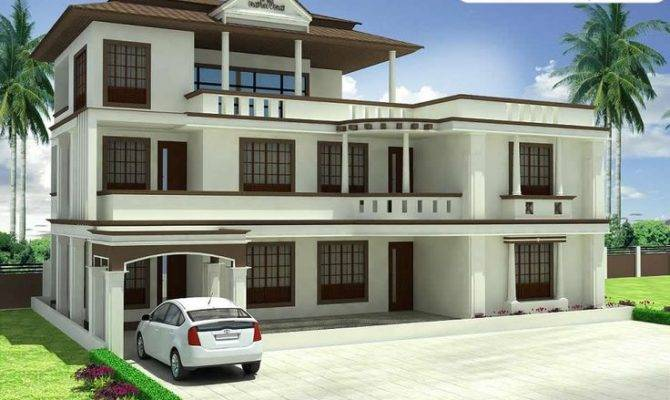 Intriplex House Single Duplex Triplex Bedrooms