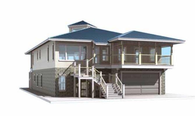 Inverted Home Plans House Design