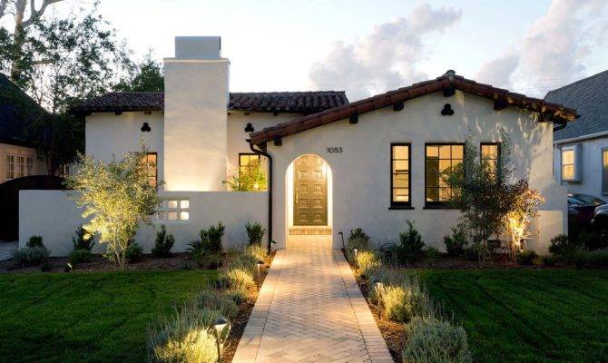 Inviting Spanish Style Home Gets Refreshed Southern