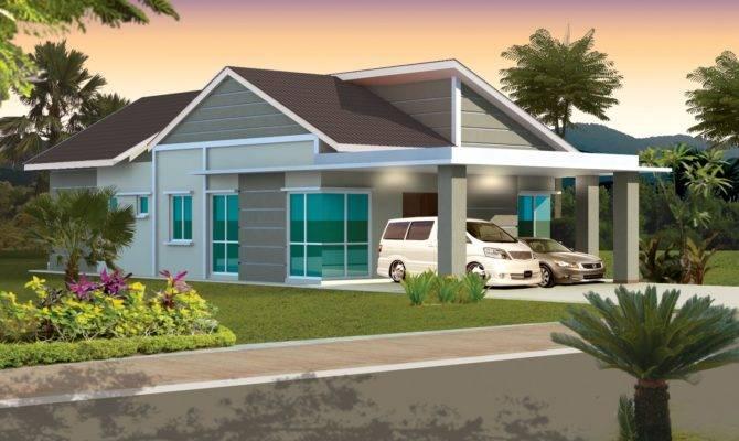 Ipoh Home Villa Mdp Bercham Single Storey Bungalow