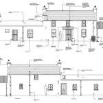 Irish Vernacular Farmhouse Restoration Plans Cottage