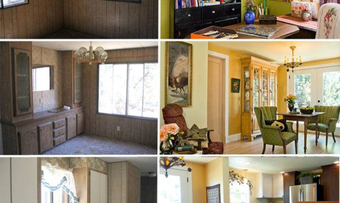 Irocksowhat Most Amazing Mobile Home Renovations