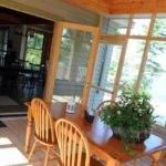 Island Cottage Sunroom Sunrooms Pinterest