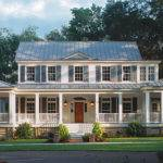 Island House Plan Nautical Cottage Centennial