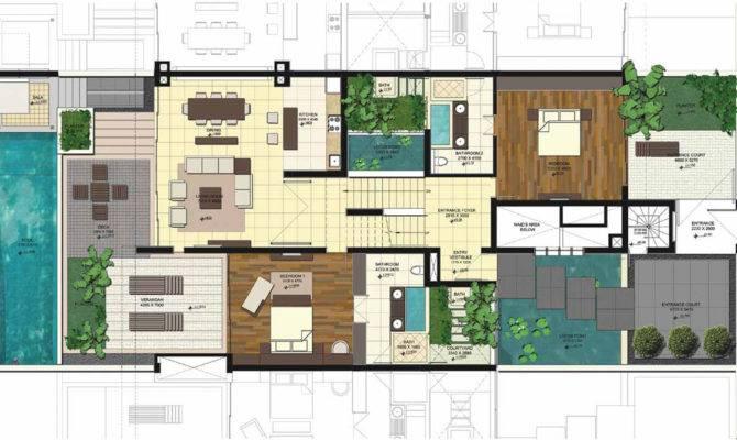 Italian Villa Design Plans House