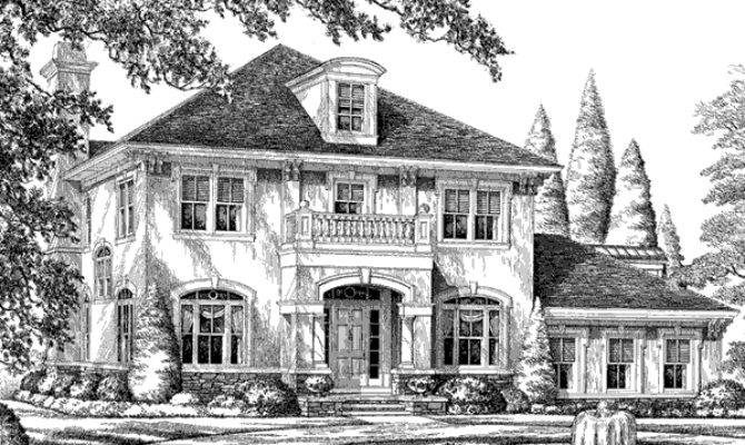 Italianate House Plans Southern Living