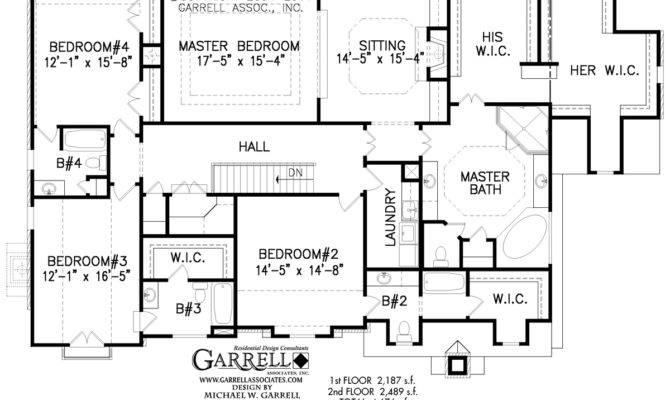 Ivy Crest Hall House Plan Estate Plans