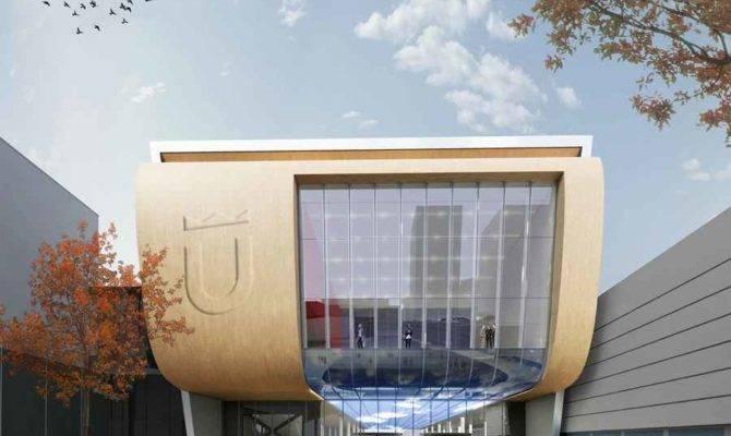 Jaarbeurs Utrecht Building Architect