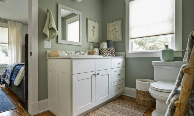 Jack Jill Bathroom Blog Cabin Diy