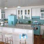 Jane Coslick Cottages Perfect Beach House Kitchen