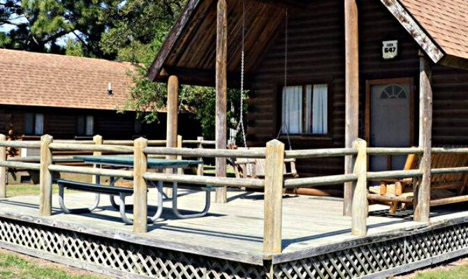 Jeb Fort Story Cabins Park Campground