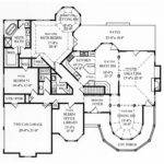 Jeffersonian Victorian Home Plan House Plans