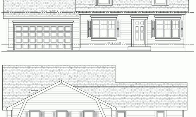 Jenny Steffens Hobick New Addition House Plans Cape Cod