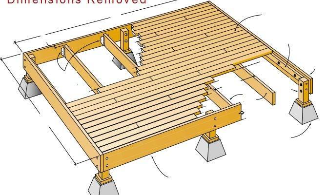 Joe Deck Plans Any Good Learn Here Video Home Blueprints