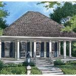 Jordan Plantation Cottage Home Plan House Plans More