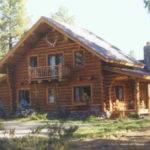 Jpeg Targhee Log Cabin Home Rustic Luxury Cabins Plans