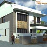 July Bill House Plans Duplex Design