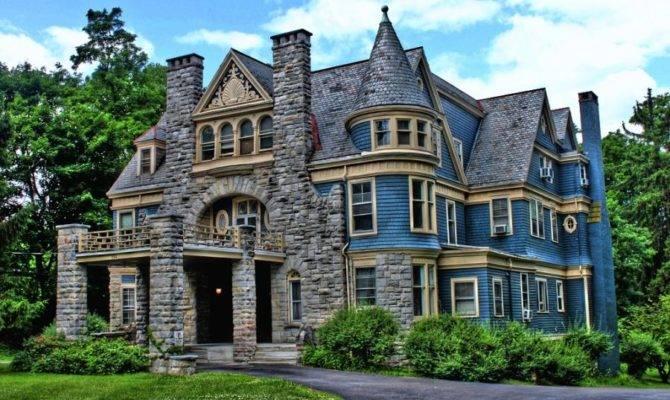 Just Beautiful Victorian Homes Pinterest