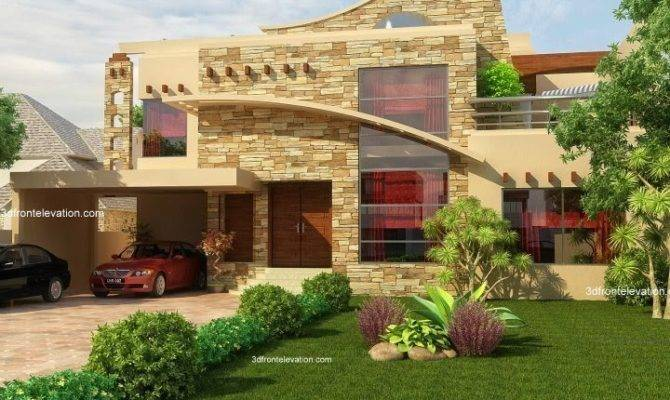 Kanal Beautiful Front Elevation Home Design New