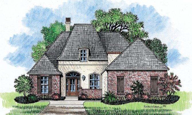 Kaplan Country French Home Plans