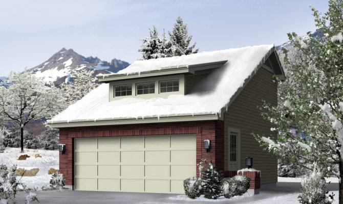 Keena Salt Box Garage Plan House Plans More