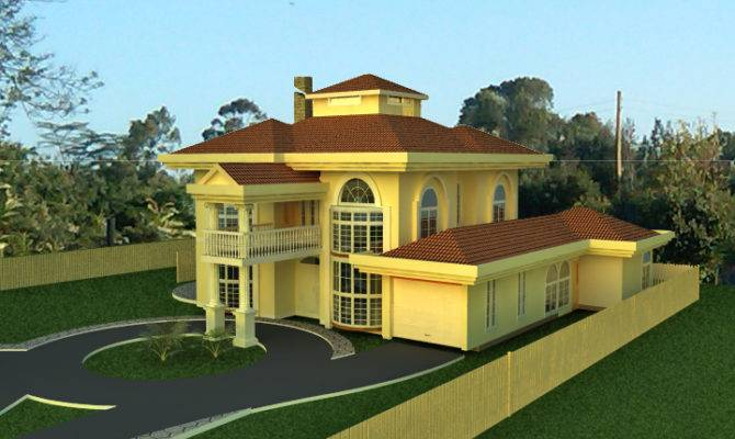 Kenyan House Designs Floor Plans Wood Floors