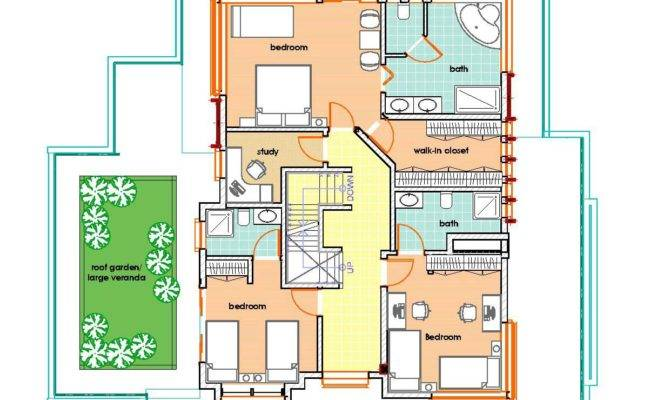 Kenyan House Designs Floor Plans