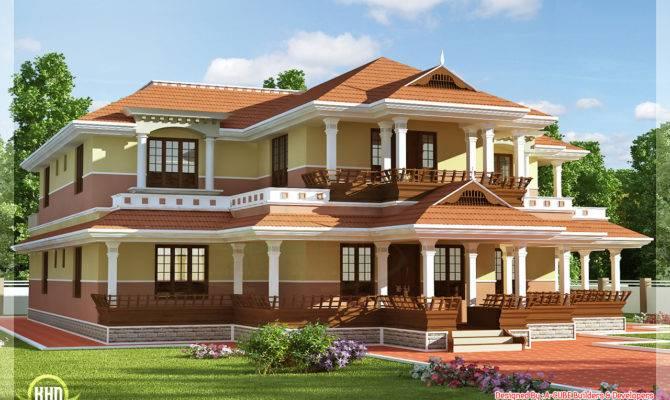 Keral Model Bedroom Luxury Home Design Kerala