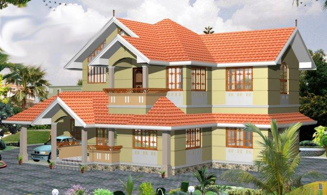 Kerala Building Construction Sqft Bhk House Plan Home